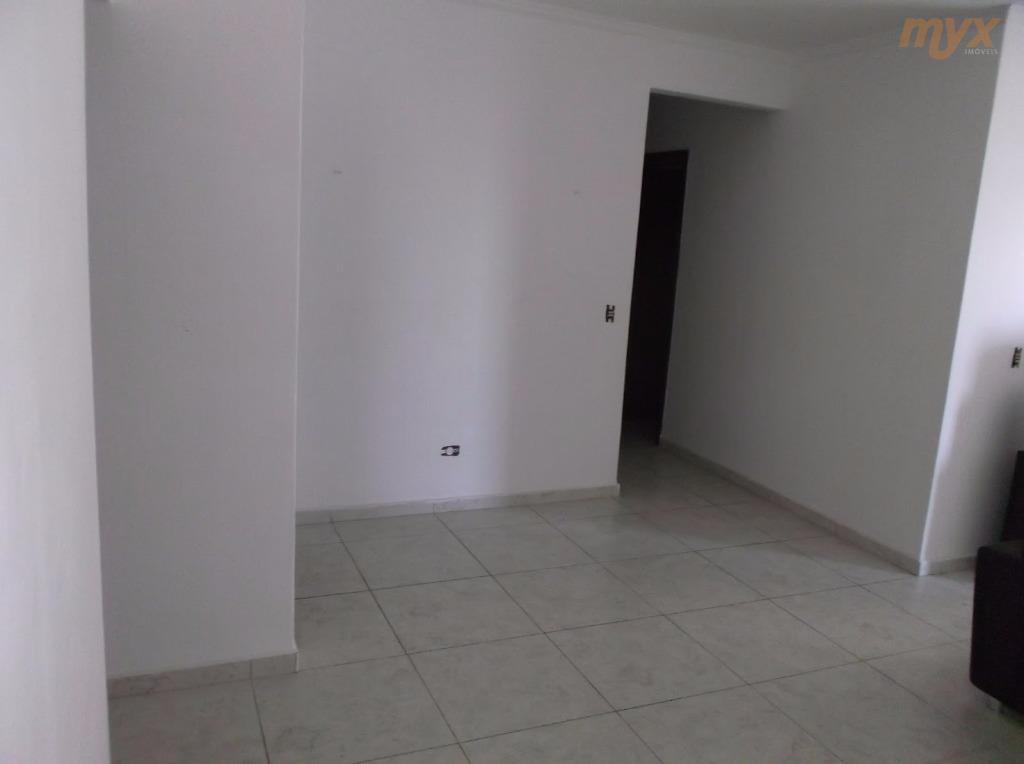 prédio frente praia do itararé, com vista mar - 2 dormitórios, 1 suíte, com sacada, dependência...