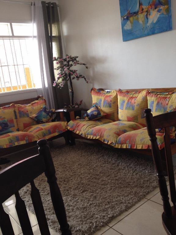 são vicente - centro - ótimo apartamento - 2 dormitórios - todo em porcelanato - reformado...