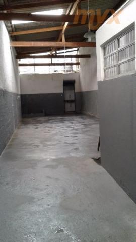 galpão com 200 m2 totalmente coberto, com 2 banheiros 1 cozinha, ótima localização para oficina mecânica...