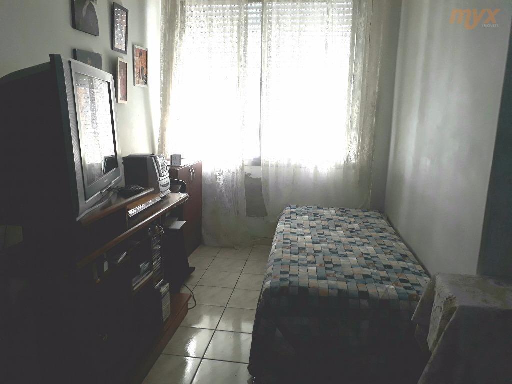 boqueirão/santos - 01 dorm - excelente localização - próximo da praia - sala para 2 ambientes...