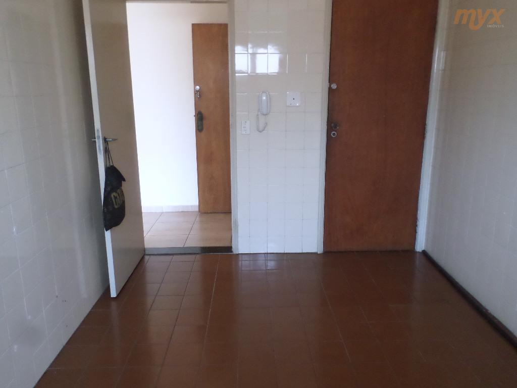 ótimo apartamento para locação na pompeia - santos2 dormitórios com armário, sacada com vista para o...