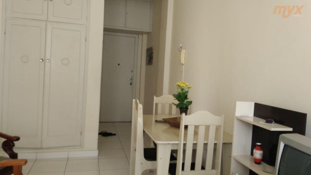 ótima localização - gonzaguinha - reformado - andar alto com vista livre - 1 dormitorio, sala...