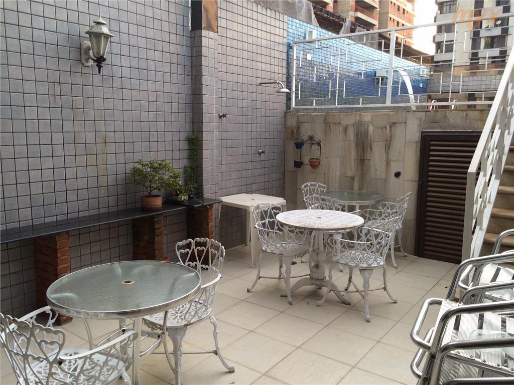 sobreposta alta na aparecida, sala 2 ambientes, lavabo, cozinha planejada, 2 suítes com armários embutidos, 1...