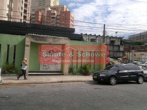 Salão comercial à venda, Centro, São Bernardo do Campo.