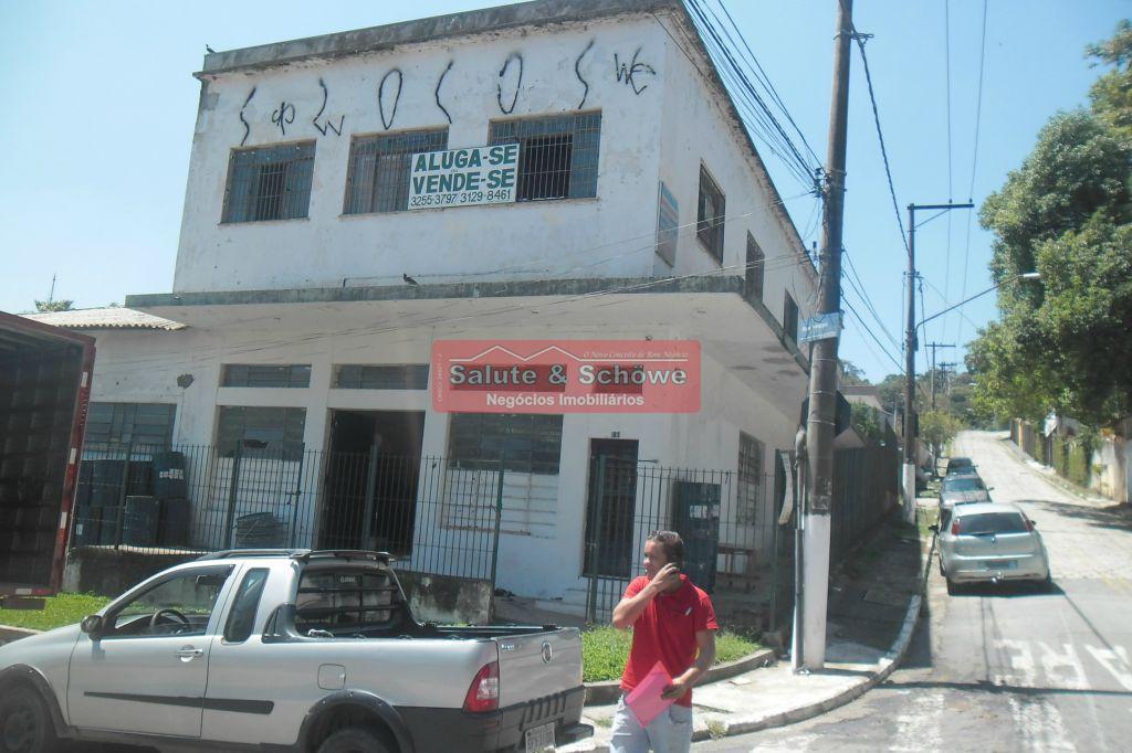 Galpão  comercial para venda e locação, Riacho Grande, São Bernardo do Campo.