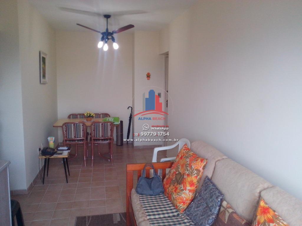 Apartamento 1 Dormitório - Boqueirão - Praia Grande