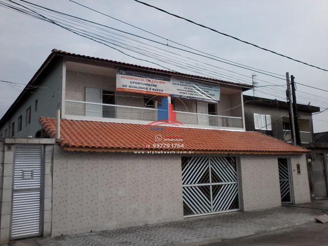 Sobrado residencial à venda, Sítio São Sebastião, Praia Grande.