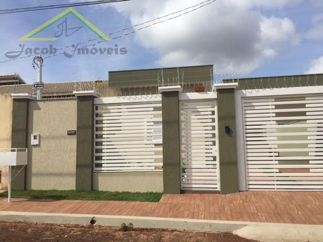 Casa  residencial à venda, Residencial Gameleira Ll, Rio Verde.