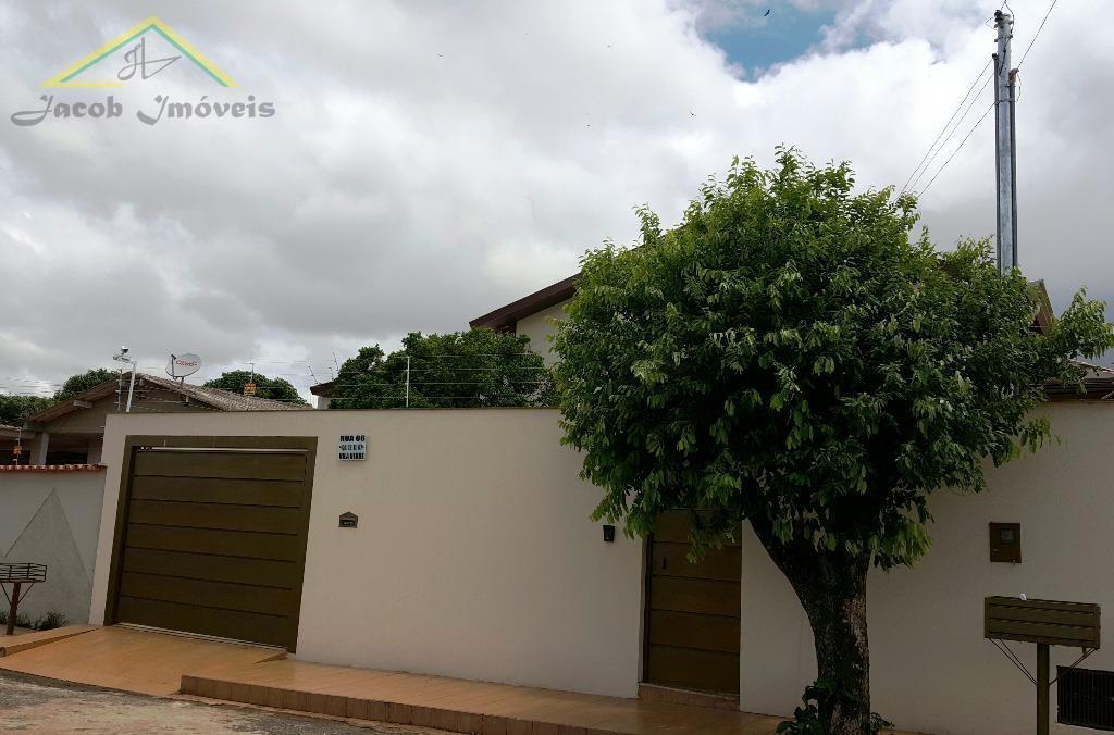 Casa residencial à venda, Conjunto Vila Verde, Rio Verde.