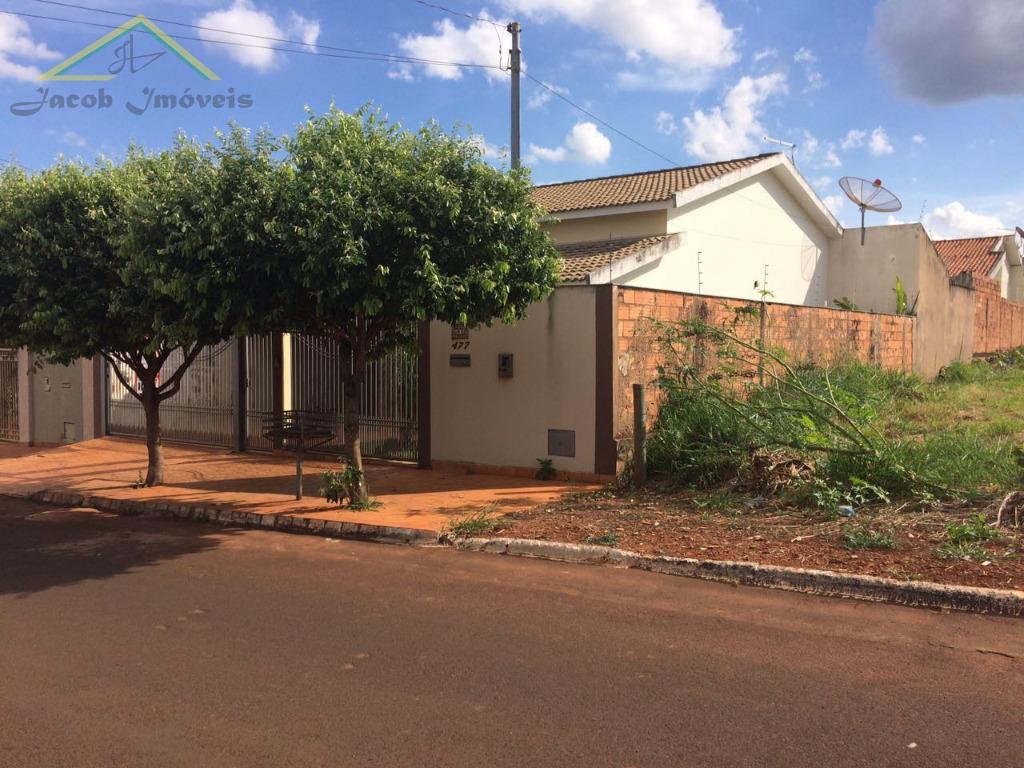 Casa residencial à venda, Residencial Canaã, Rio Verde.