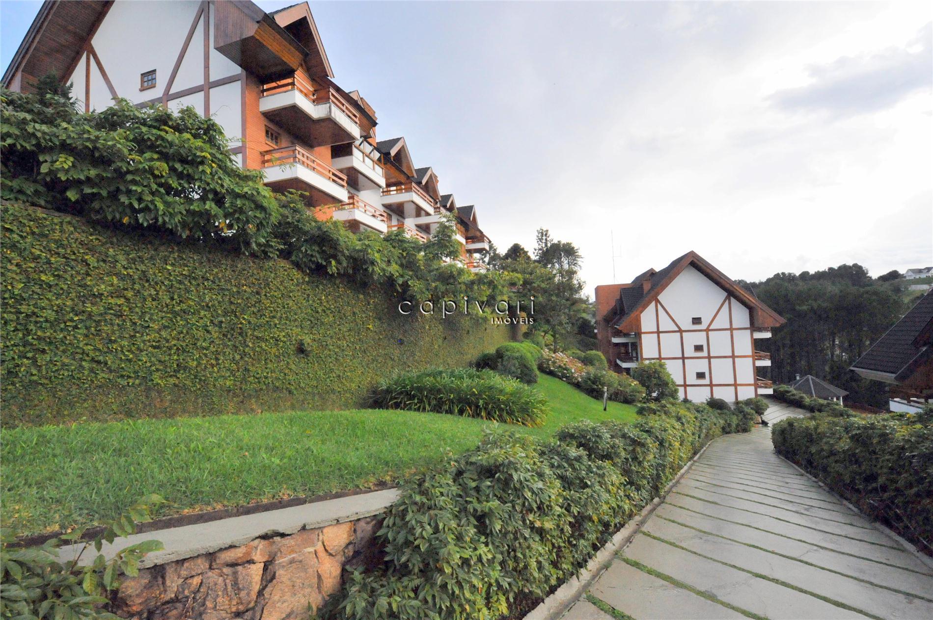 Apartamento residencial à venda, Alto Do Capivari, Campos do Jordão.
