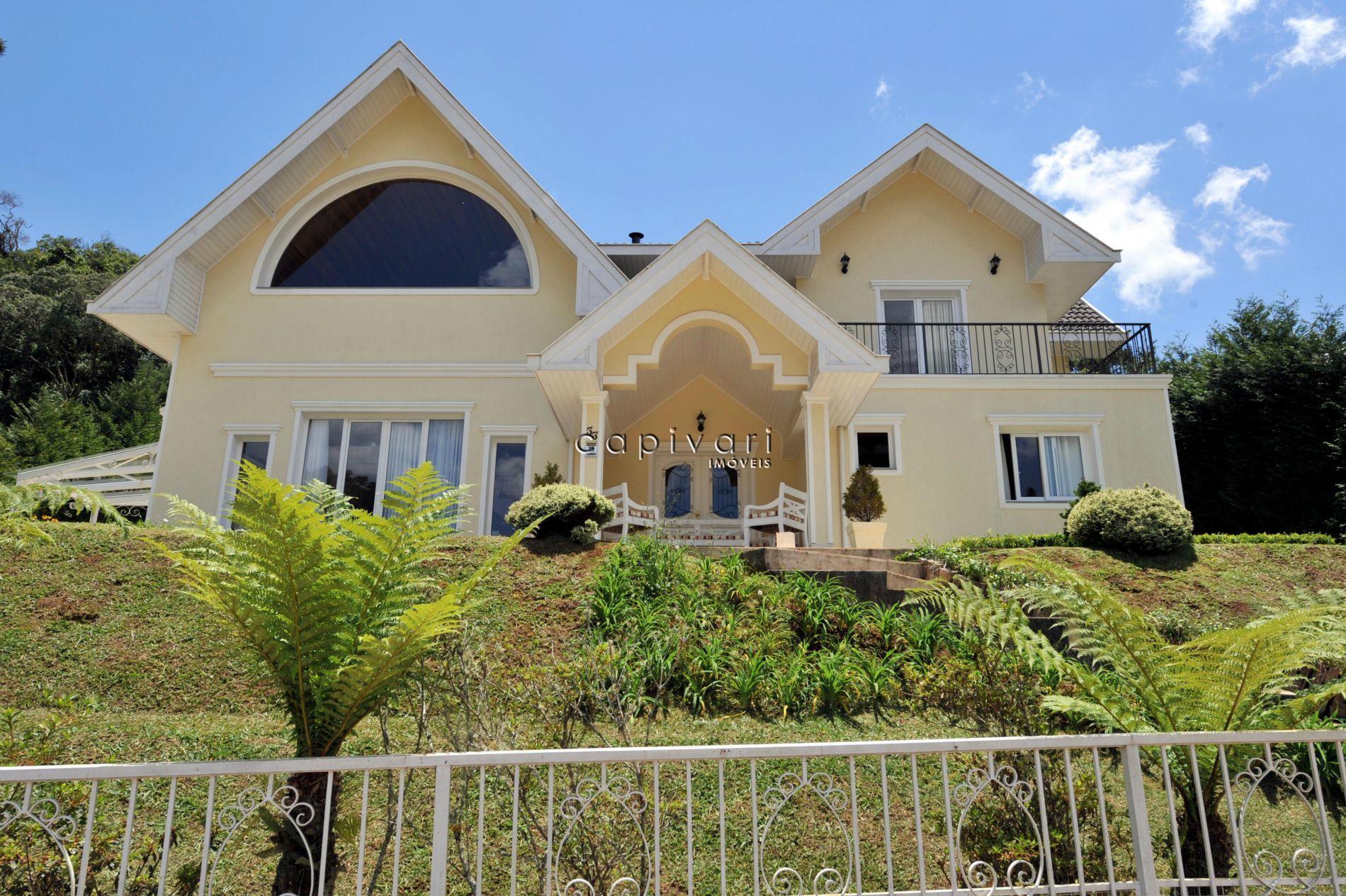 Casa residencial à venda, Condomínio Fechado Aldeia Austríaca