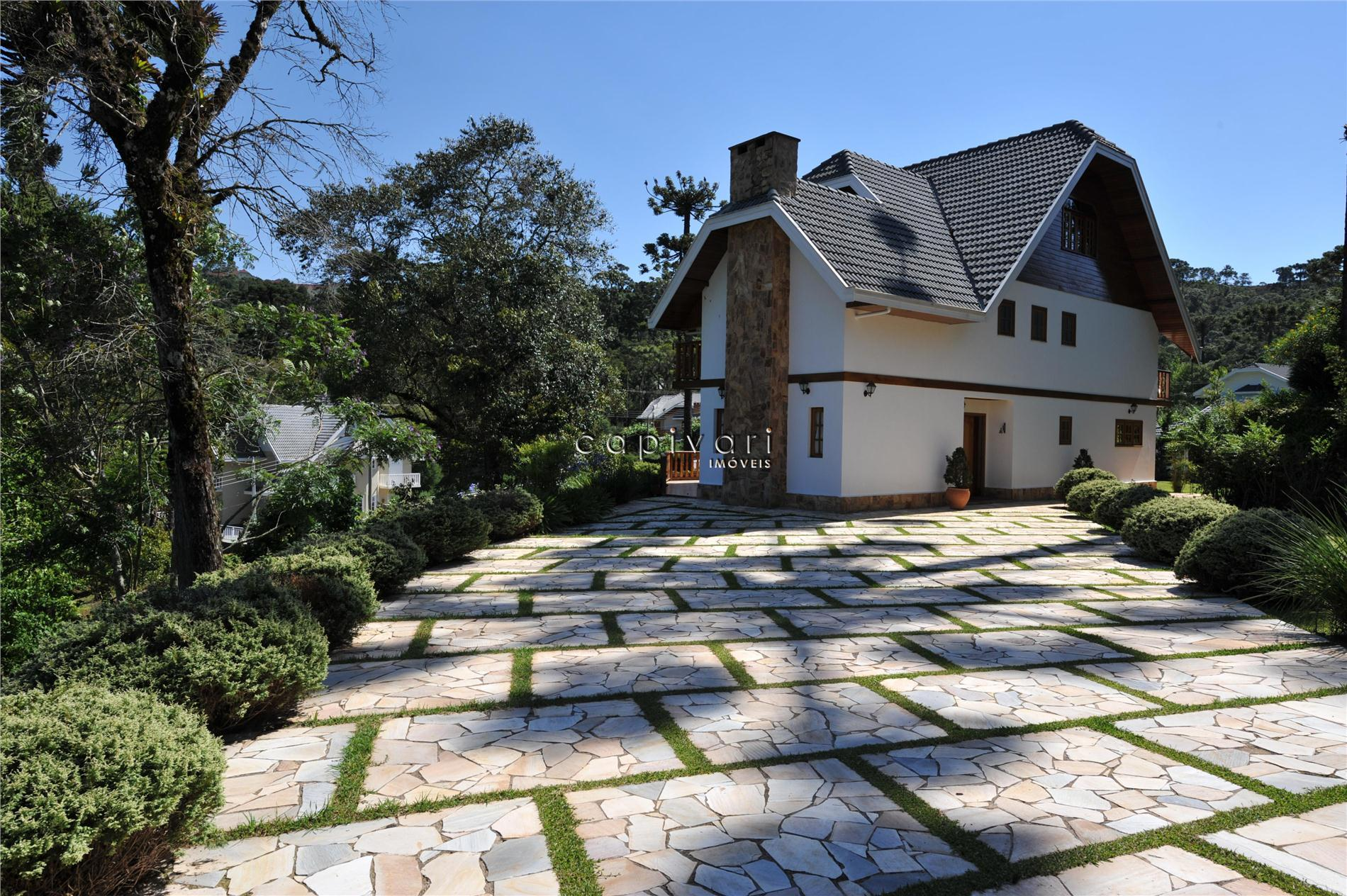 Casa residencial à venda, Condomínio Aldeia Austríaca
