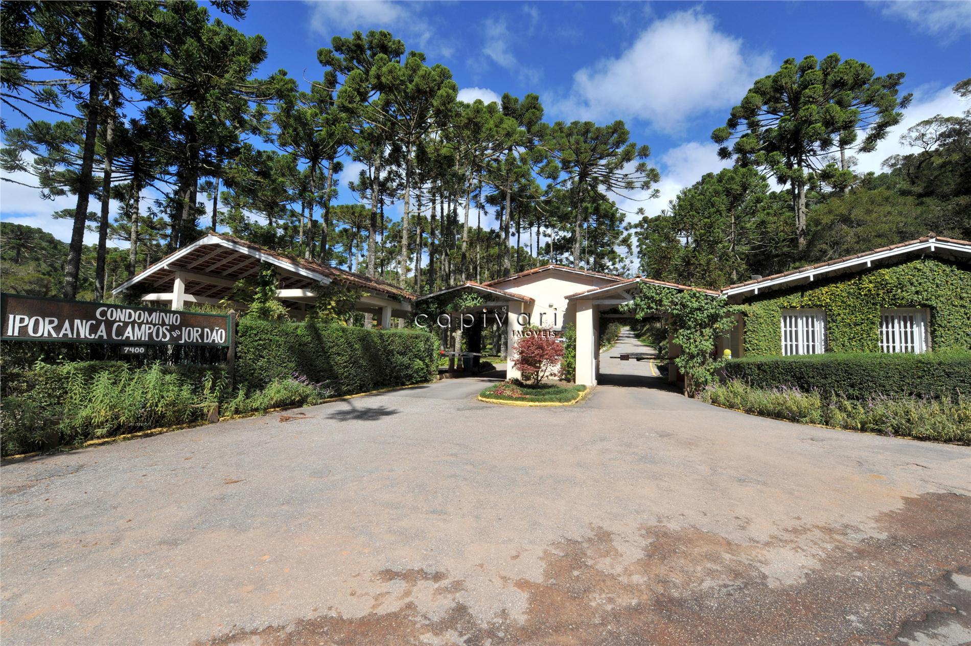 Terreno  residencial à venda, Condomínio Iporanga, Campos do Jordão.