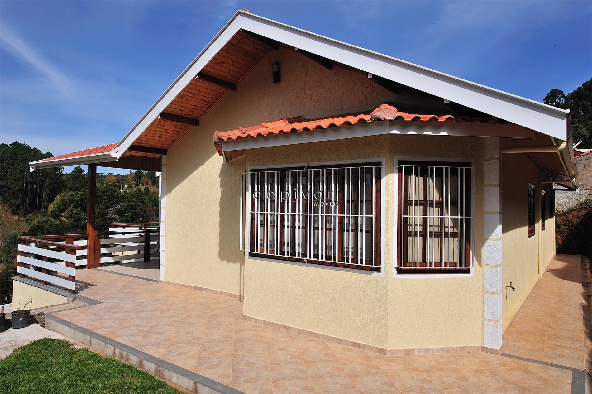 Casa residencial à venda, Vila Abernéssia, Campos do Jordão.