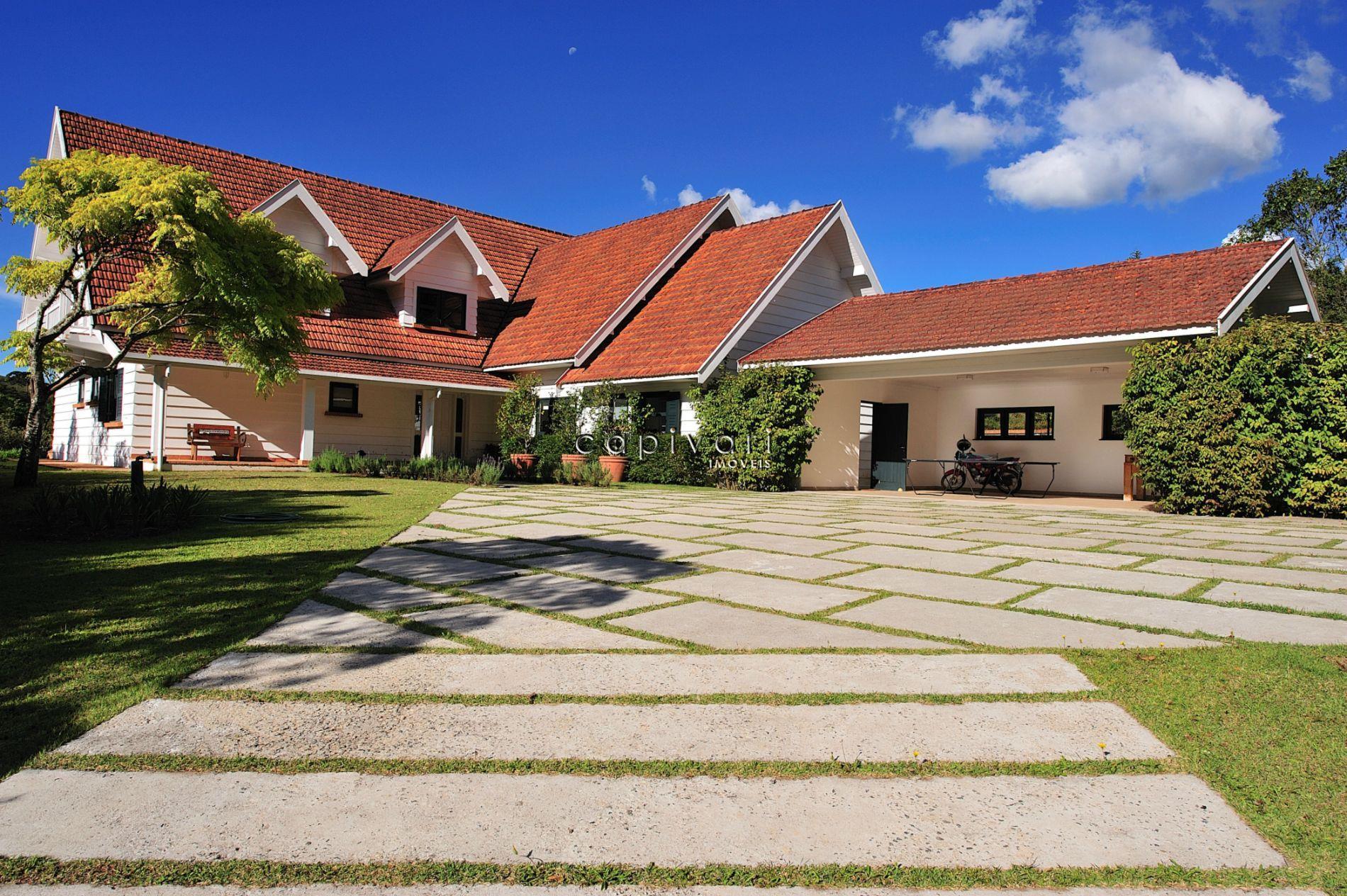 Casa  residencial à venda, Morro da Pedra do Fogo, Campos do Jordão.