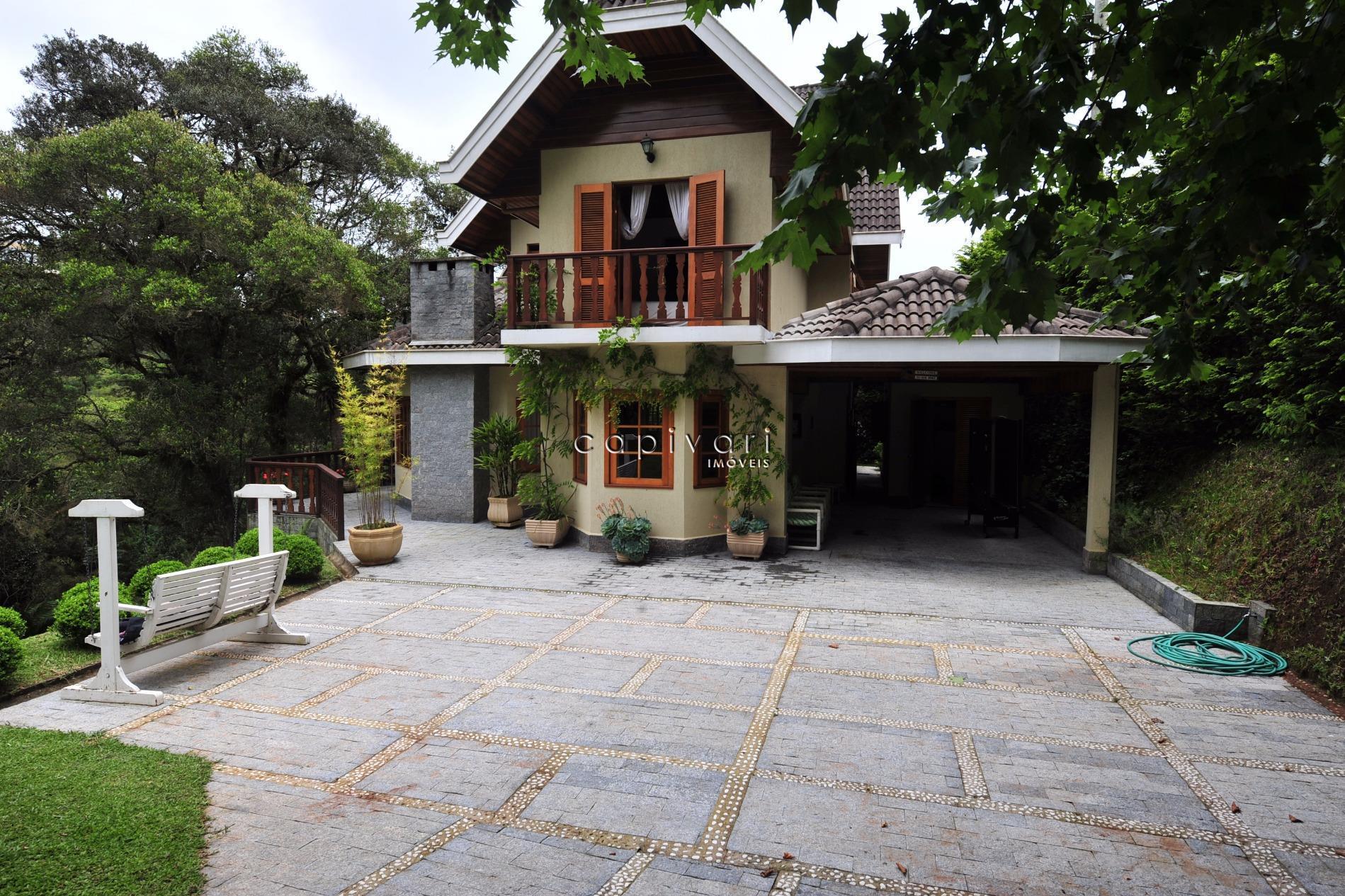Casa  residencial à venda, Mantiqueira Vila, Campos do Jordão.