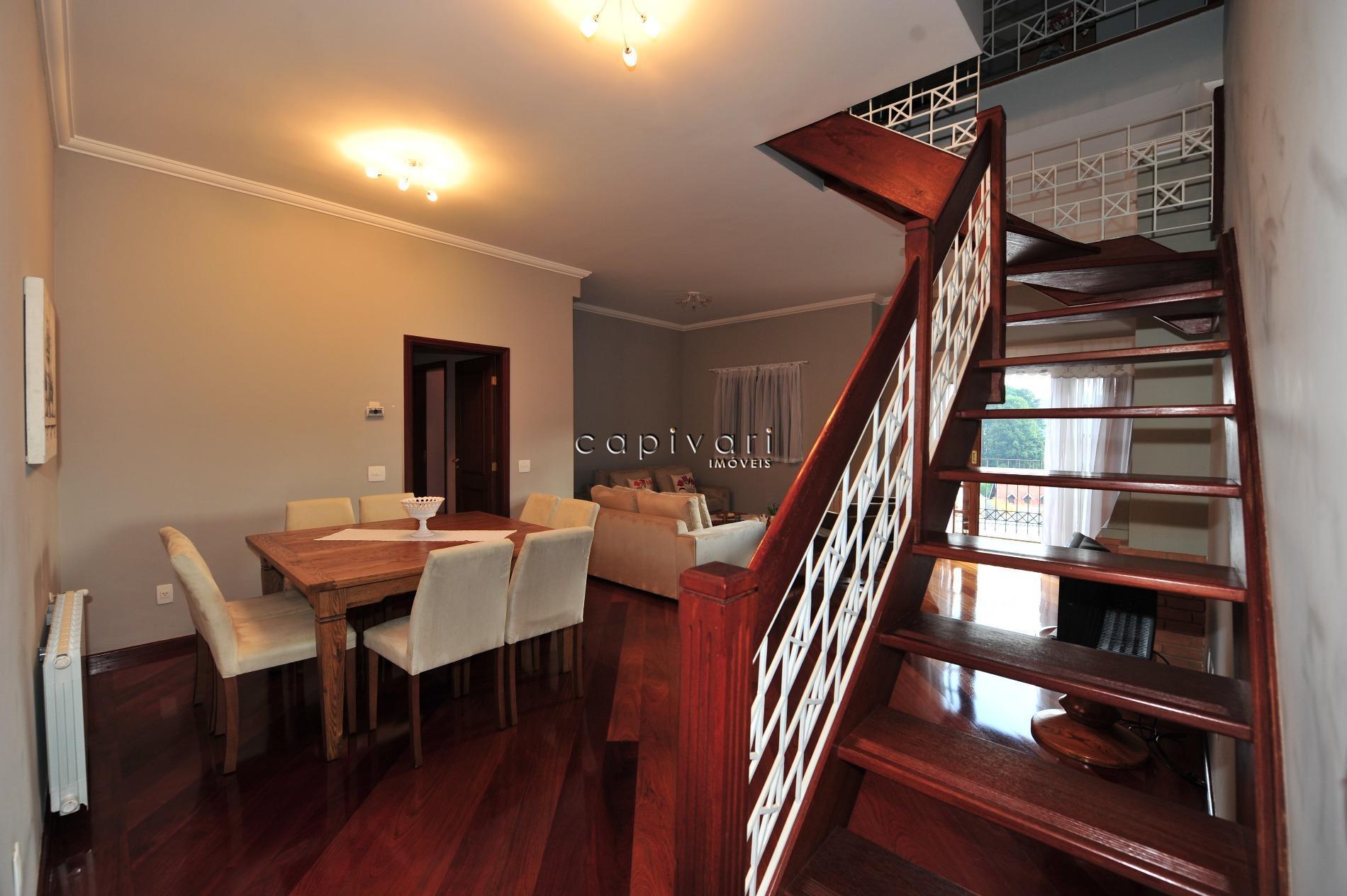 Apartamento residencial à venda, Capivari, Campos do Jordão.