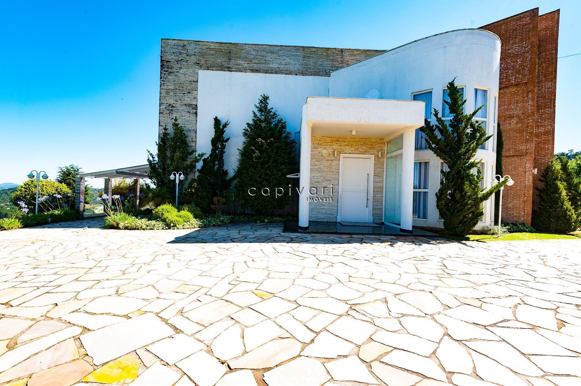 Casa residencial à venda, Horto Florestal, Campos do Jordão.