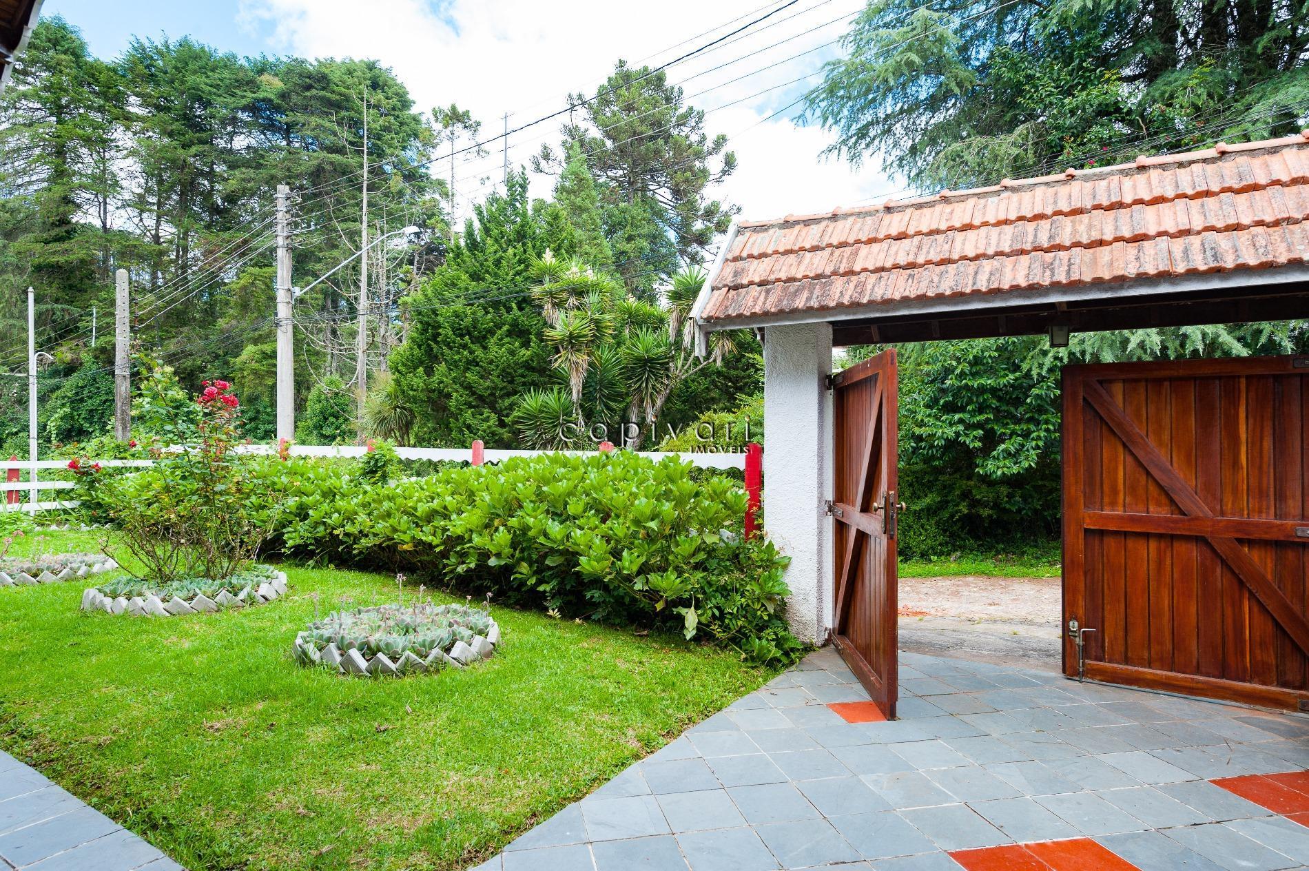 Casa residencial à venda, Jaguaribe, Campos do Jordão - CA0130.
