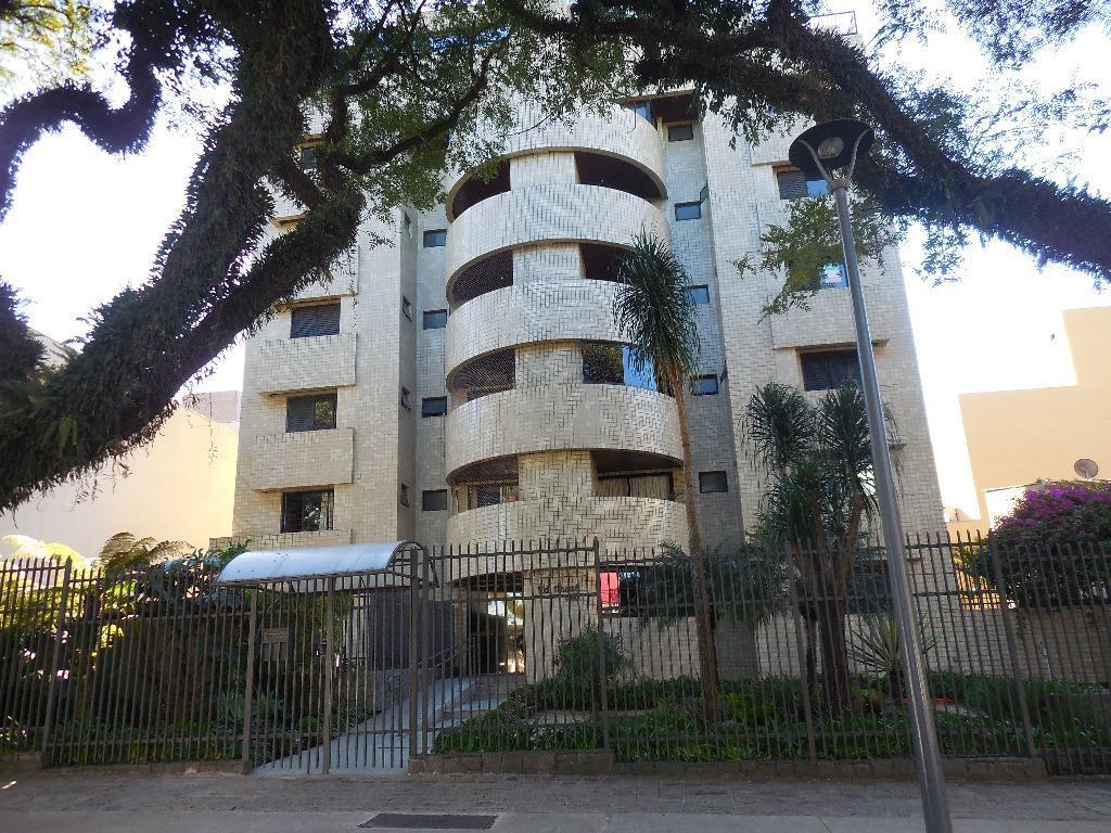 Apartamento residencial para locação, Rebouças, Curitiba.