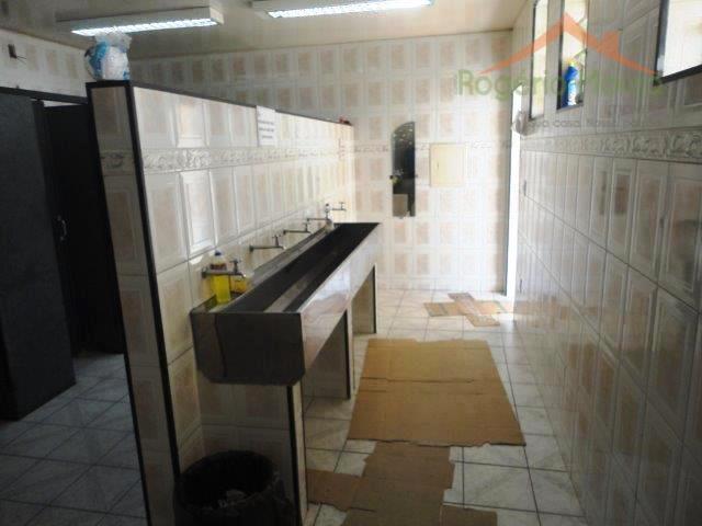 galpão industrial em município de santa rita do sapucaí, mg. área de produção = 2.400 m²,...