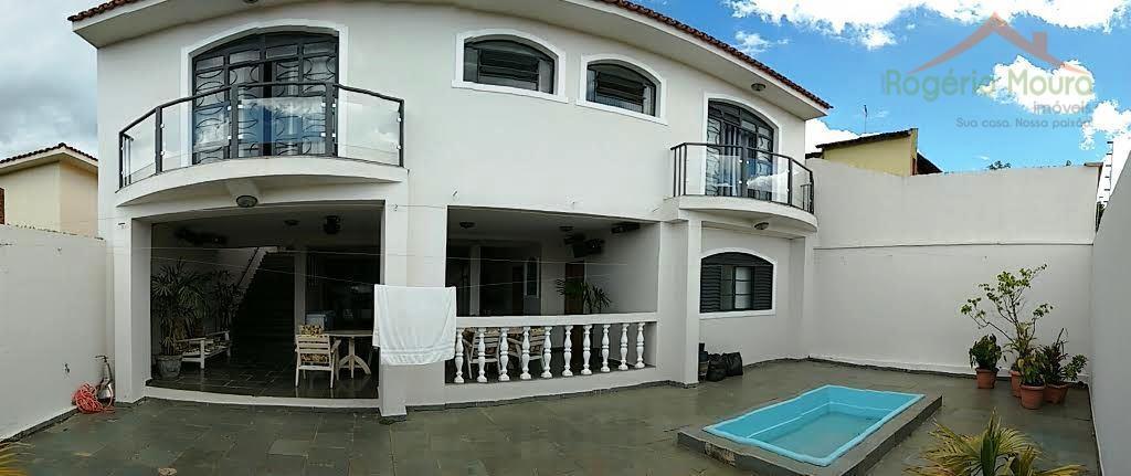 Casa residencial à venda, Santa Luiza, Varginha.