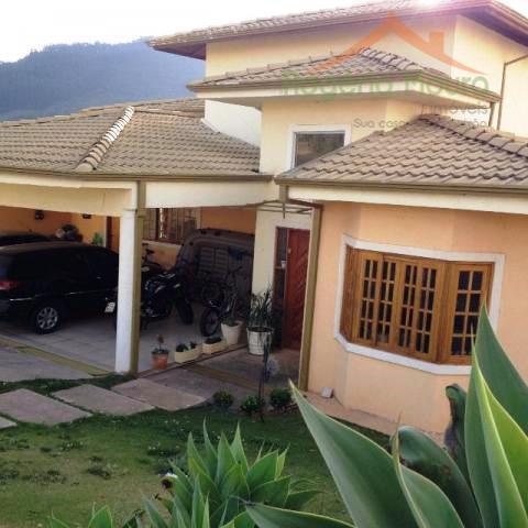 Casa residencial à venda, Bortolan Norte I, Poços de Caldas.