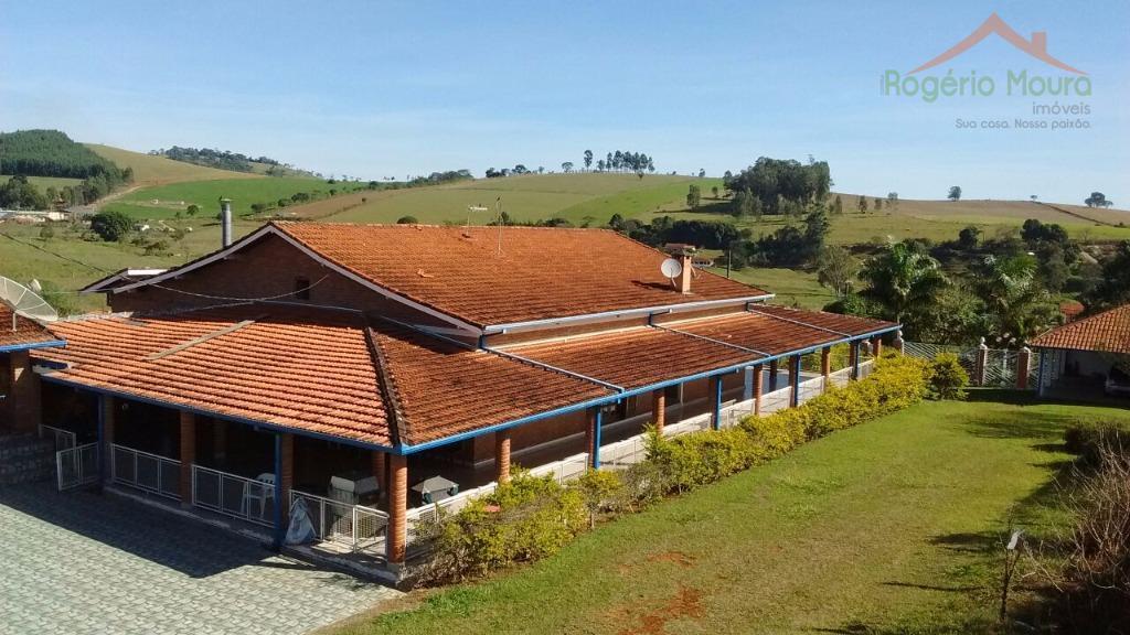 Chácara residencial à venda, São Sebastião da Bela Vista.