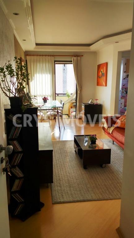 apartamento lindo, na região do cambuci, muito bem distribuído, com sacada, vista panorâmica. armários planejados de...