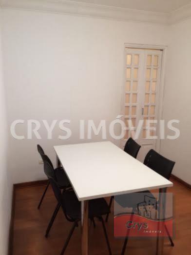 Apartamento Residencial à venda, Vila Guilherme, São Paulo - AP3815.