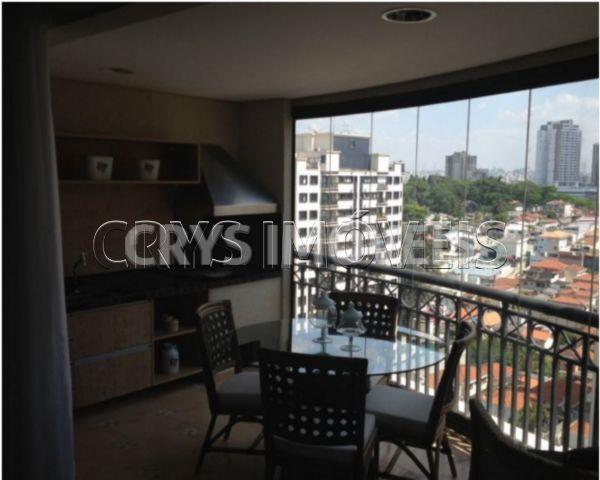 Apartamento Residencial à venda, Santa Teresinha, São Paulo - AP4271.