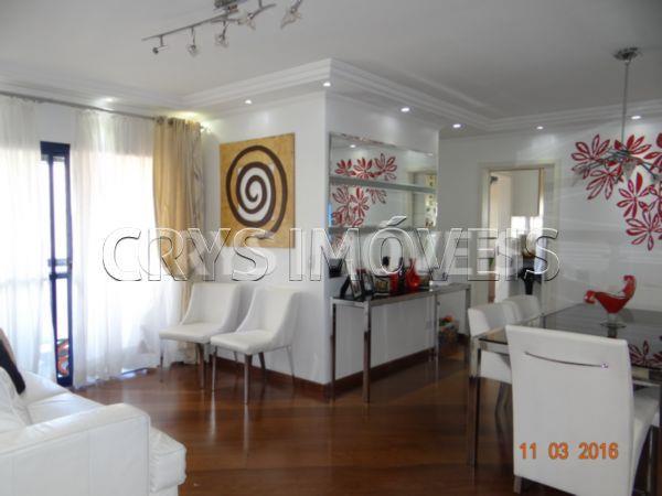 Apartamento Residencial à venda, Santana, São Paulo - AP5029.