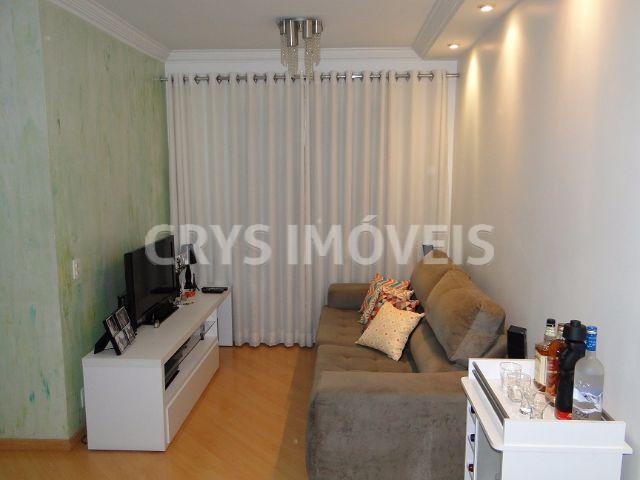 Apartamento Residencial à venda, Carandiru, São Paulo - AP4819.