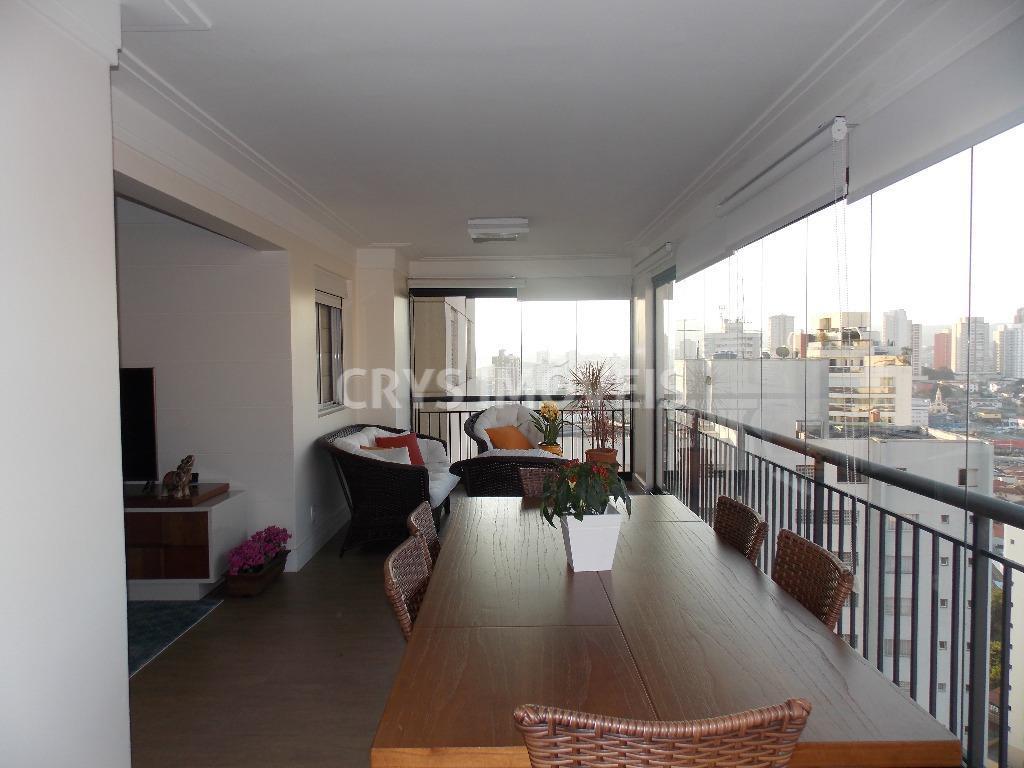 Apartamento Residencial à venda, Santa Teresinha, São Paulo - AP3070.