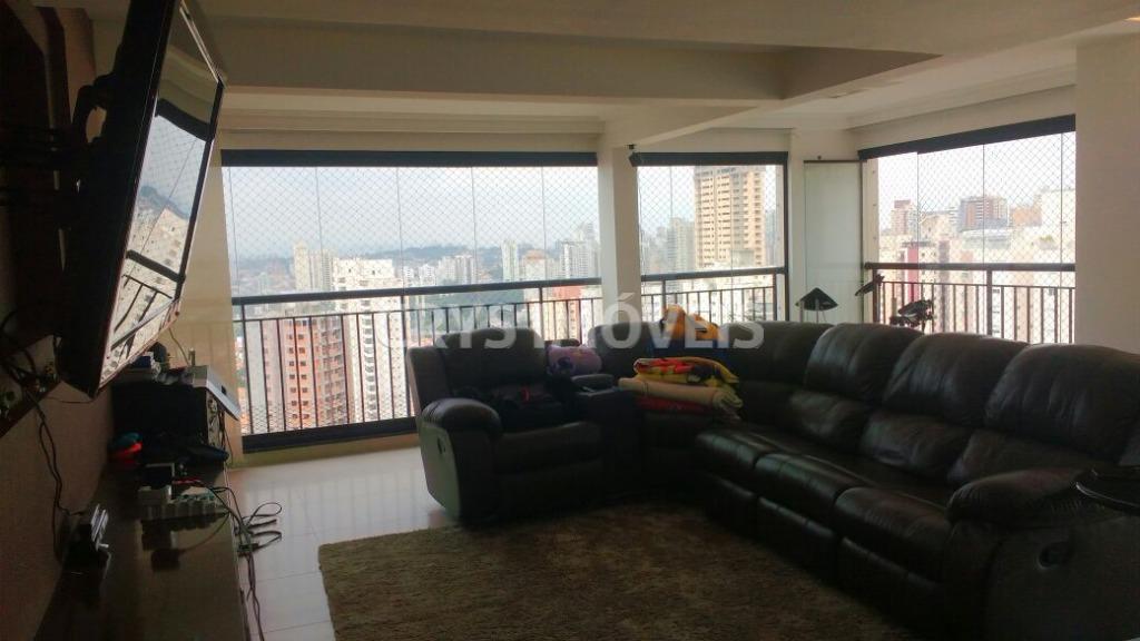 Cobertura residencial para venda e locação, Santa Terezinha, São Paulo.