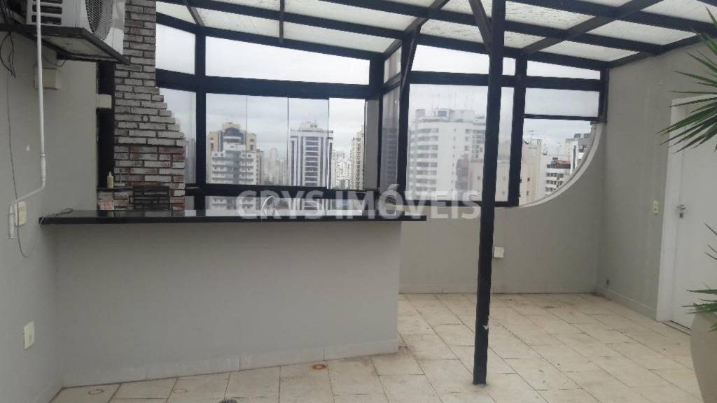 Cobertura residencial para venda e locação, Moema, São Paulo - CO0162.