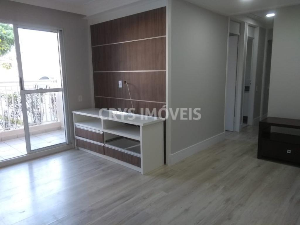 Apartamento Residencial à venda, Vila Guilherme, São Paulo - AP3101.