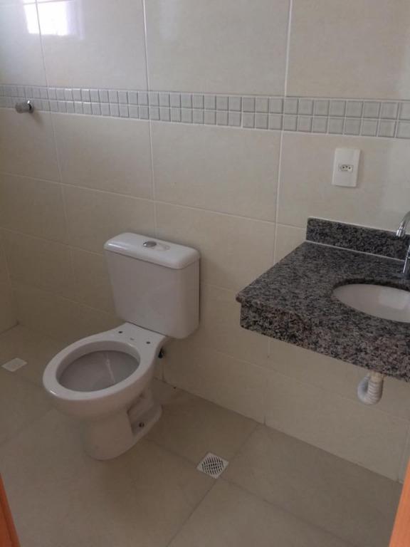 Banheiro da Suíte 1