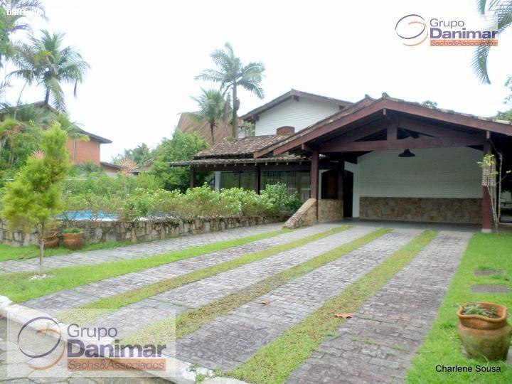 Casa Residencial para locação, Jardim Belmar, Guarujá - CA0017.