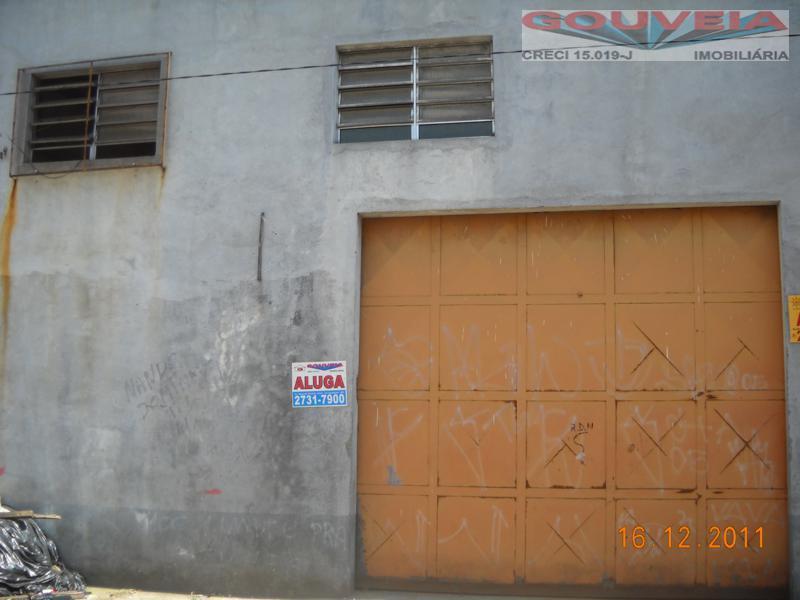 Galpão comercial para venda e locação, Jardim Iguatemi, São Paulo - GA0002.