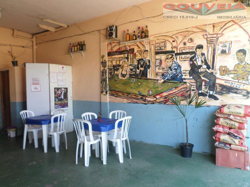 Sobrado comercial à venda, Vila Iolanda II, São Paulo - SO0996.