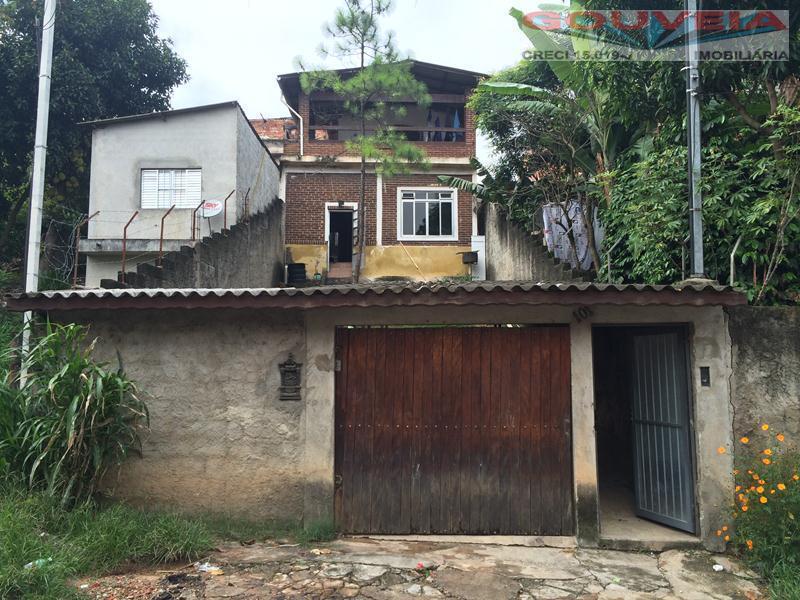 Casa residencial à venda, Vila Carmosina, São Paulo - CA1892.