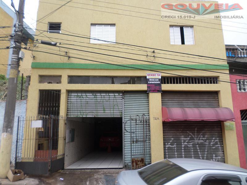 Sobrado  residencial à venda, Jardim Arantes, São Paulo.