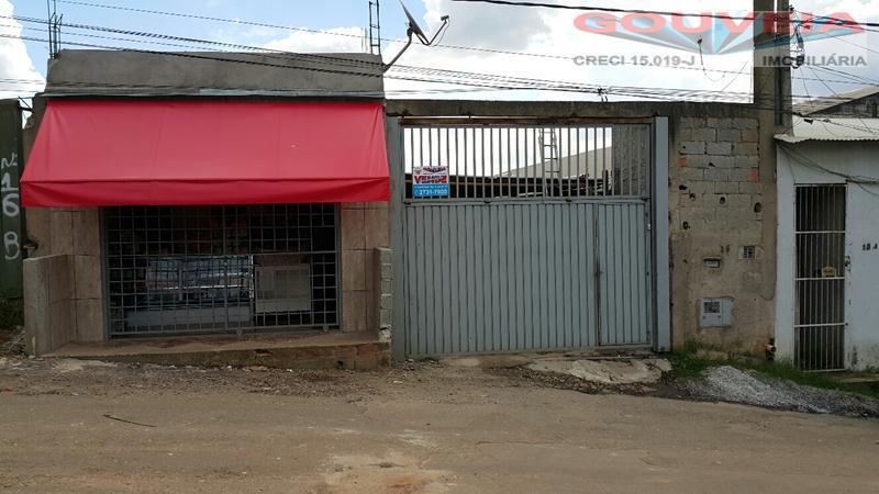 Galpão  comercial à venda, Cidade Tiradentes, São Paulo.