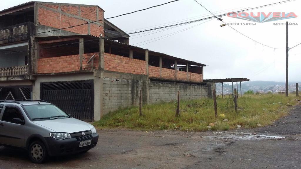Terreno residencial à venda, Jardim Alto Alegre (Zona Leste), São Paulo - TE0430.