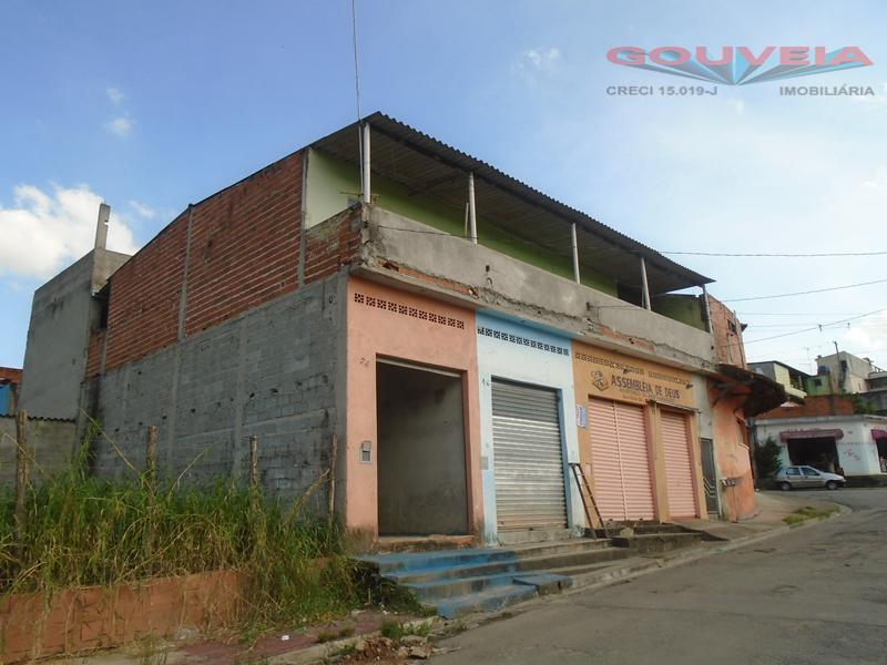 Salão comercial à venda, Jardim São Bernardino, Suzano.
