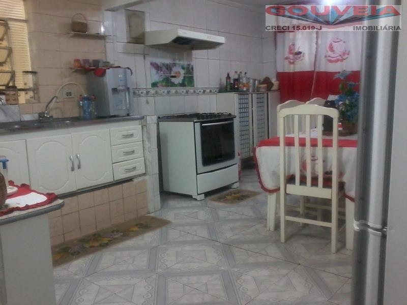 Sobrado residencial à venda, Vila Gil, São Paulo - SO0118.