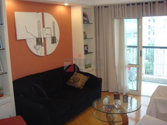 Apartamento residencial para locação, Santa Cecília, São Paulo.