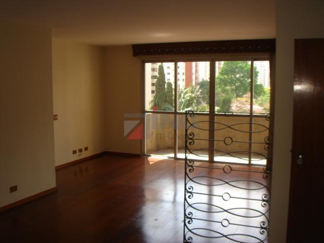 Apartamento residencial para locação, Avenida Macuco, Moema, São Paulo - AP33342.